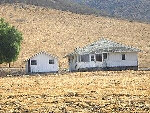 Joel McCrea Ranch - Two unidentified lesser buildings, perhaps non-contributing ones