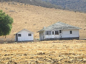 Joel McCrea Ranch - Two unidentified lesser buildings, perhaps non-contributing ones