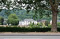Buildings at the Mosel riverbank, Trier, Rhineland-Palatinate, Germany - panoramio.jpg