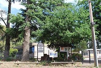 Bullengarook, Victoria - Former Primary school