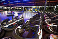 Bumper cars, Fun Fair at EUR, Rome - 2866.jpg