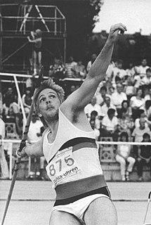 Volker Hadwich German athletics competitor