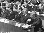 Bundesarchiv Bild 183-F0418-0001-005, Berlin, VII. SED-Parteitag, 1.Tag