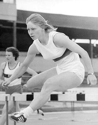 Annelie Ehrhardt - Ehrhardt in 1973