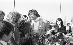 Dean Reed - Reed in East Berlin, 1978.