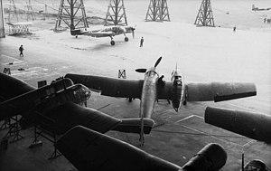 Blohm & Voss BV 141 - Assembly of BV 141B