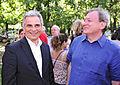 Bundeskanzler Werner Faymann, 1.Mai 2012 (7133220121).jpg