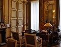 Bureau du maire, hôtel de Villars, Paris 7e, France.JPG