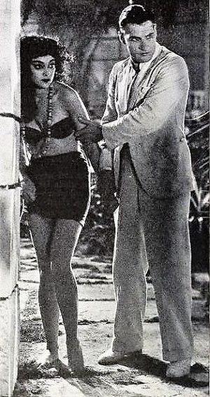 Island of Lost Souls (1932 film) - Kathleen Burke and Richard Arlen