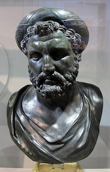 File:Busto di c.d. archita, da villa papiri ercolano, copia romana da orig. del III sec ac., MANN.JPG