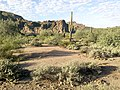 Butcher Jones Trail - Mt. Pinter Loop Trail, Saguaro Lake - panoramio (80).jpg