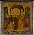 Byzantine painter - The Presentation in the Temple.jpg