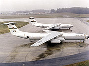 C-141A C-141B comparison