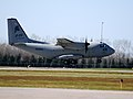C-27J Spartan lands at Hector International.jpg