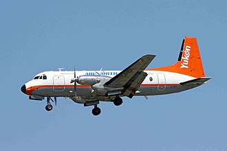 Air North - Air North Hawker Siddeley HS 748