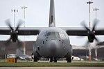 C130J Hercules - RAF Mildenhall May 2009 (3554453521).jpg