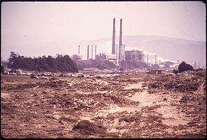 Moss Landing, California - Moss Landing, 1972