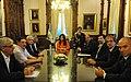CFK junto a Manzur y la cúpula de la CGT.jpg