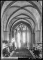 CH-NB - Lausanne, Église réformée Saint-François, vue partielle intérieure - Collection Max van Berchem - EAD-7323.tif