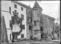 CH-NB - Maienfeld, Haus, vue partielle extérieure - Collection Max van Berchem - EAD-7045.tif