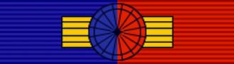 Óscar Osorio - Image: CHL Order of Bernardo O'Higgins Grand Cross BAR