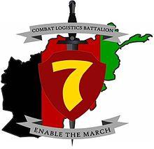 Combat Logistics Battalion 7 - Wikipedia