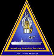 CNATT Unit Keesler logo