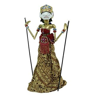 Trijata Demoness in the Hindu epic Ramayana