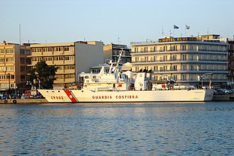 Diciotti-class offshore patrol vessel - Image: CP 902 Aug 2008