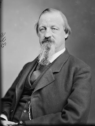 Henry Linderman - ca. 1865–1880 (from the Brady-Handy Photograph Collection, Prints and Photographs Division, Library of Congress, Washington, D.C.)