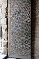 Cairo, madrasa del sultano qalaun, portale 01.JPG