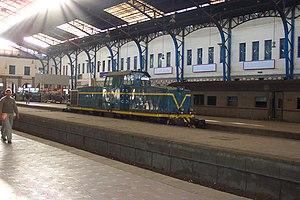Ramses Station - Image: Cairo Railways 2