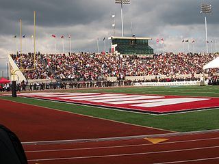 Hepner–Bailey Field at Adamson Stadium