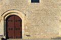 Cambes-en-Plaine église Saint-Martin porte.JPG