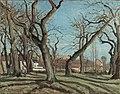 Camille Pissarro - Bois de châtaigniers à Louveciennes (1872).jpg