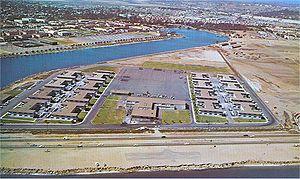 Naval Training Center San Diego - Camp Nimitz, circa 1964
