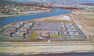 Naval Training Center San Diego - Camp Nimitz, circa 1964