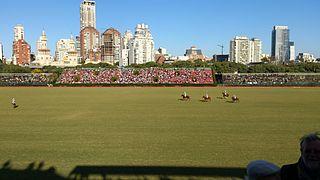 Campo Argentino de Polo stadium