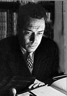 Albert Camus en 1958.