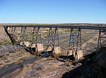 Canadian River Railroad Bridge Logan New Mexico 2010.jpg