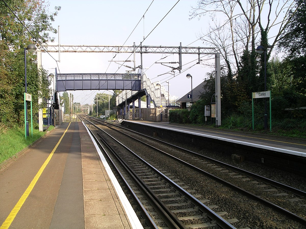 Canley Railway Station Wikipedia