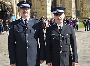 Cathedral constable - Canterbury Cathedral Close Constables