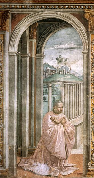 Tornabuoni Chapel - Giovanni Tornabuoni