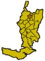 Capriva del FriuliLocatie.png