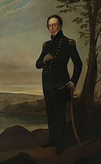 John Piper (military officer) Norfolk Island administrator