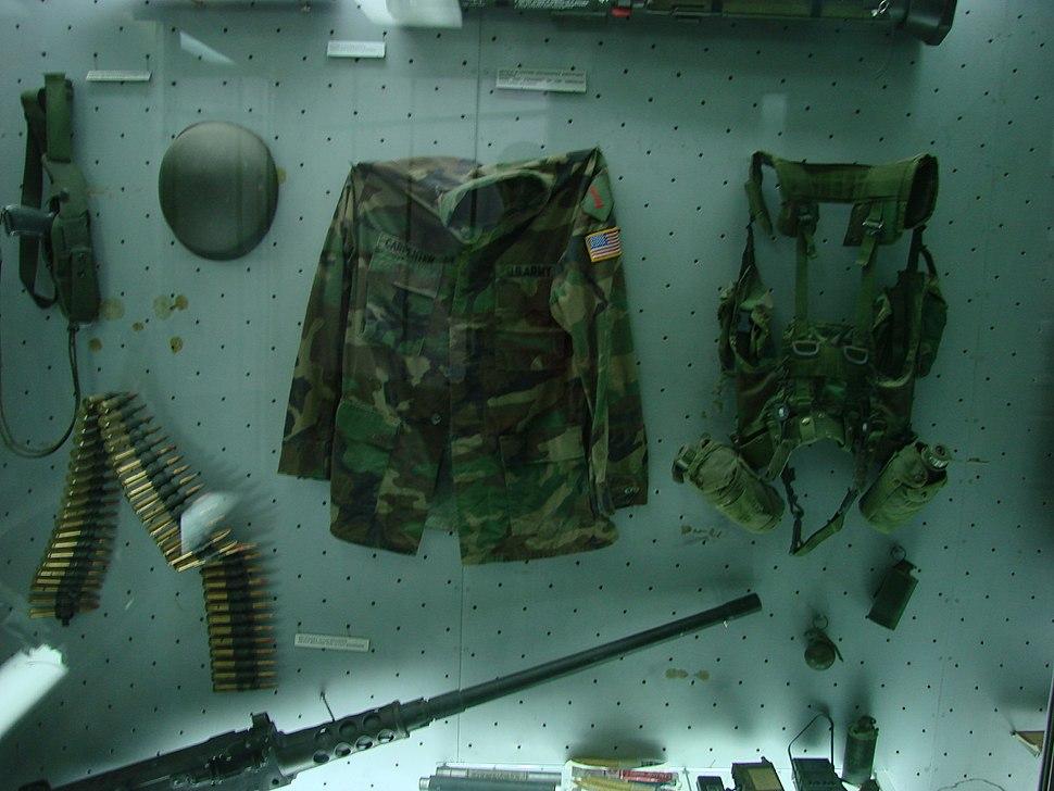 Captured American Equipment, Belgrade