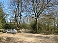 Car park of Chinnor Hill Nature Reserve - geograph.org.uk - 1819538.jpg