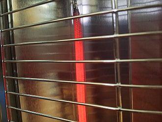Infrared heater - Carbon Fiber Heater