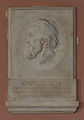 Carl Claus (Nr. 42) Basrelief in the Arkadenhof, University of Vienna-2125.jpg