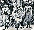 Carlos Augusto de Oliveira, Tenente do Esquadrão de Cavalaria de Balibó Junho 1909.jpg